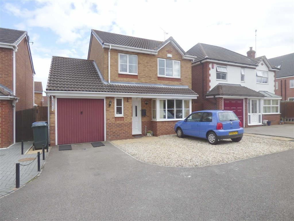 3 Bedrooms Detached House for sale in Homeward Way, Coventry