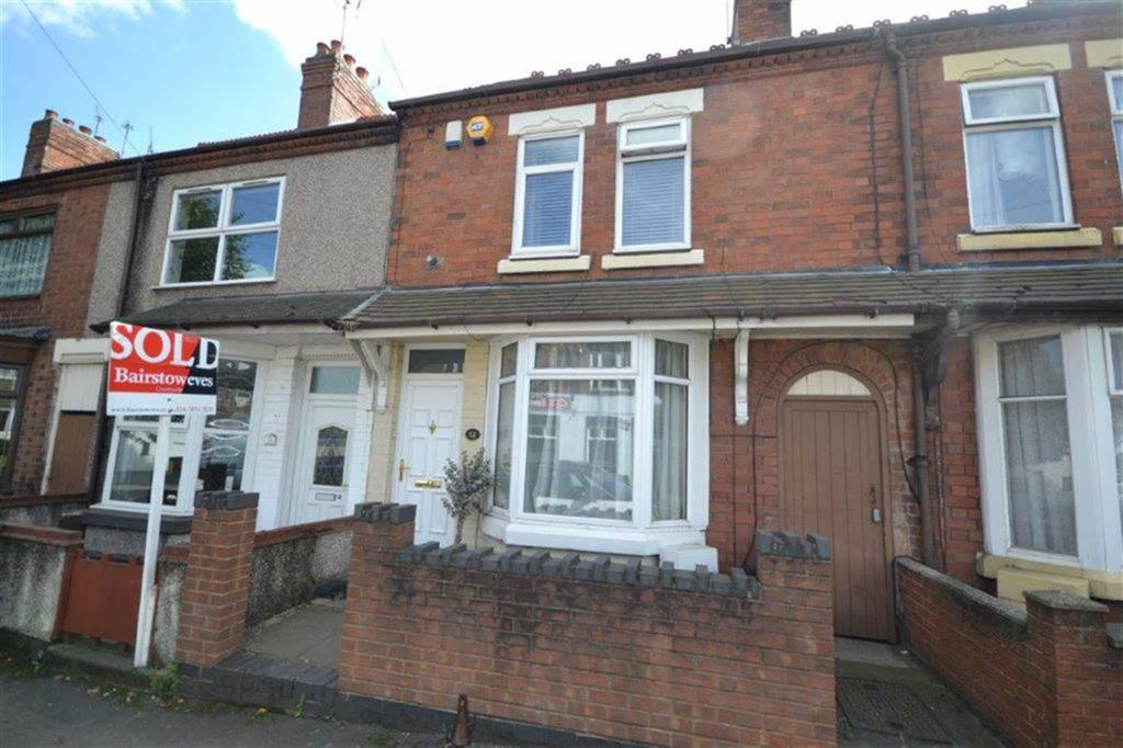 2 Bedrooms Terraced House for sale in Arbury Road, Stockingford, Nuneaton