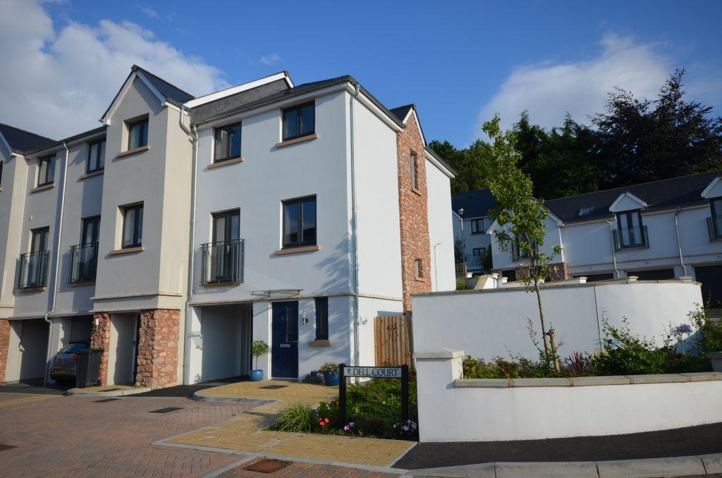 3 Bedrooms House for sale in Dell Court, Newton Abbot, TQ12