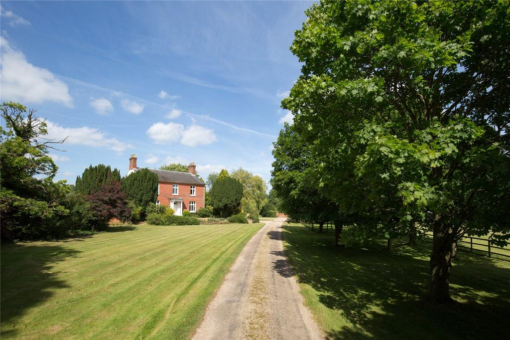 4 Bedrooms Equestrian Facility Character Property for sale in Billingford Road, North Elmham, Dereham, Norfolk, NR20