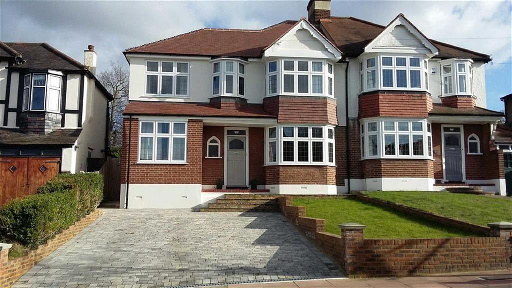 4 Bedrooms Semi Detached House for sale in Hayes Gardens, Hayes
