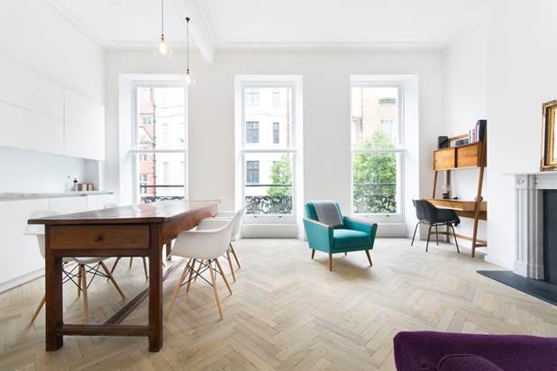 1 Bedroom Flat for sale in Harley Street, London, W1G