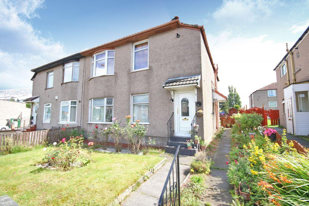 2 Bedrooms Cottage House for sale in 909 Aikenhead Road, Kings Park, Glasgow, G44 4QE