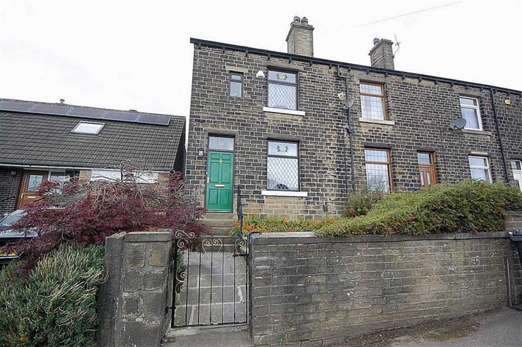 3 Bedrooms End Of Terrace House for sale in Weatherhill Road, Lindley, Huddersfield, HD3