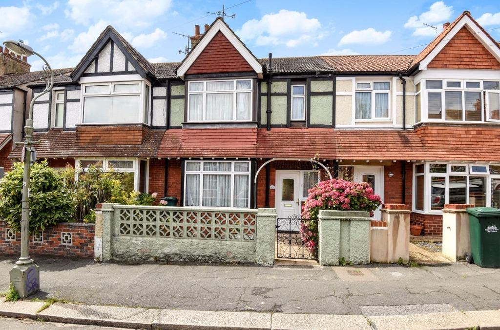 3 Bedrooms Terraced House for sale in Stanmer Villas Brighton East Sussex BN1
