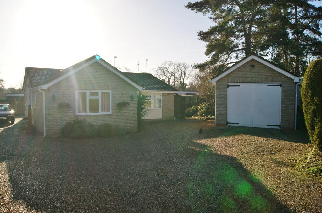 4 Bedrooms Detached Bungalow for sale in School Lane, Thurston IP31