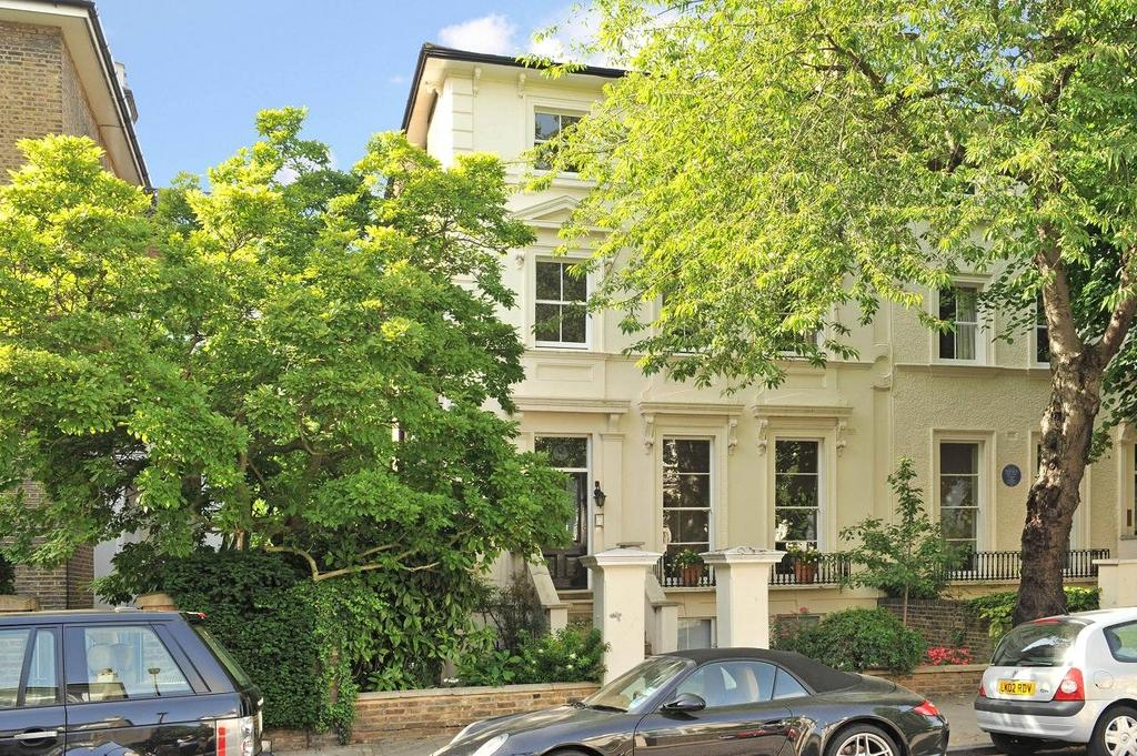 2 Bedrooms Flat for sale in Carlton Hill, St John's Wood