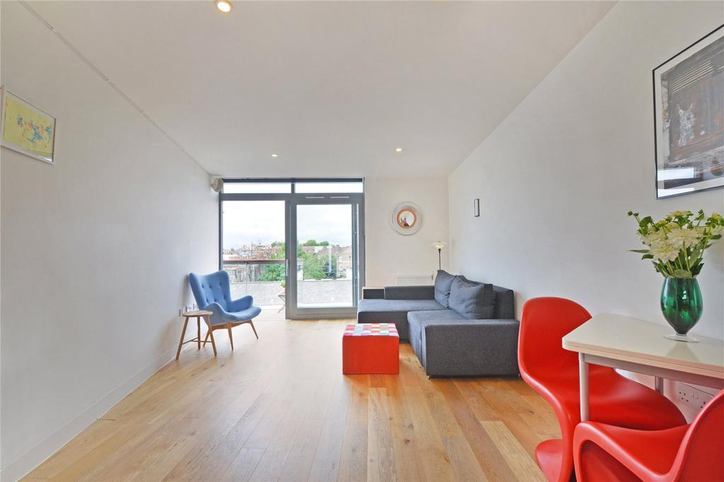 2 Bedrooms Flat for sale in Prebend Street, Islington, London