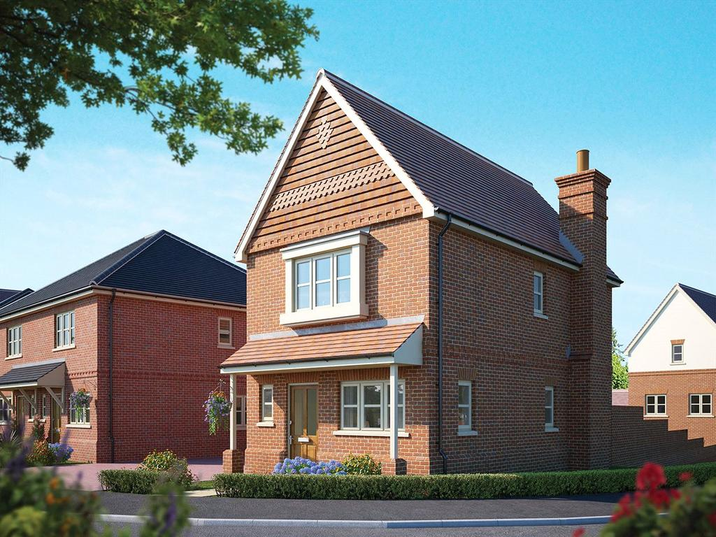 2 Bedrooms Detached House for sale in Fleet Road, Hartley Wintney, Hook, Hampshire