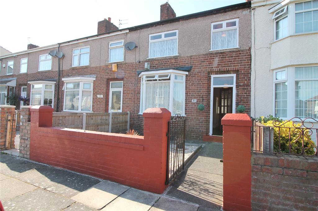 3 Bedrooms Terraced House for sale in Cedardale Road, Walton, Liverpool, L9
