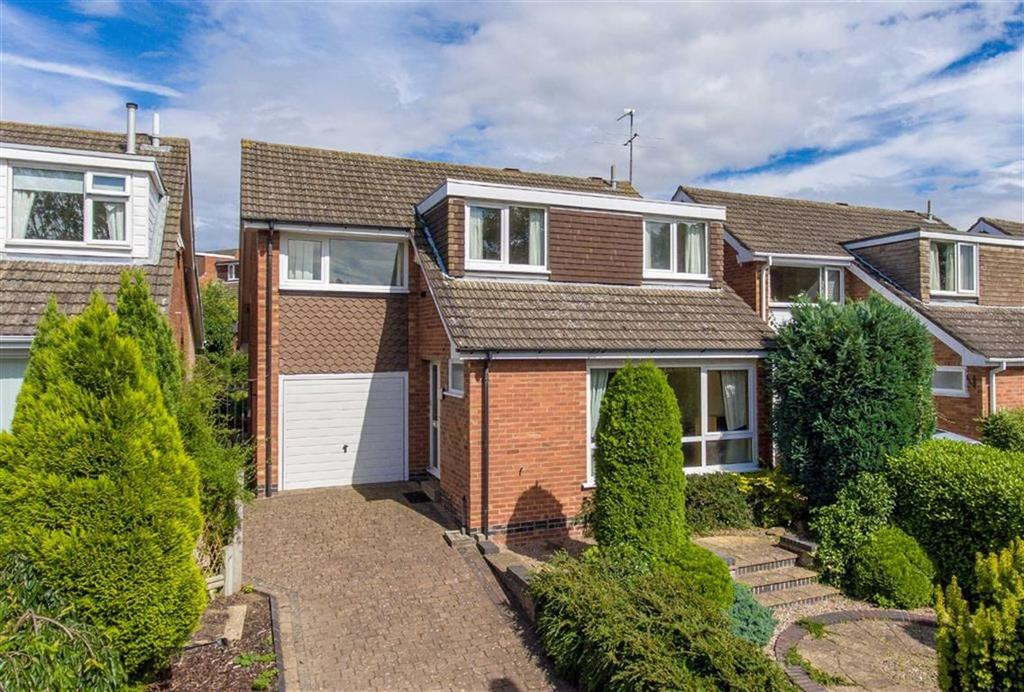 4 Bedrooms Detached House for sale in Craven Close, Loughborough, LE11
