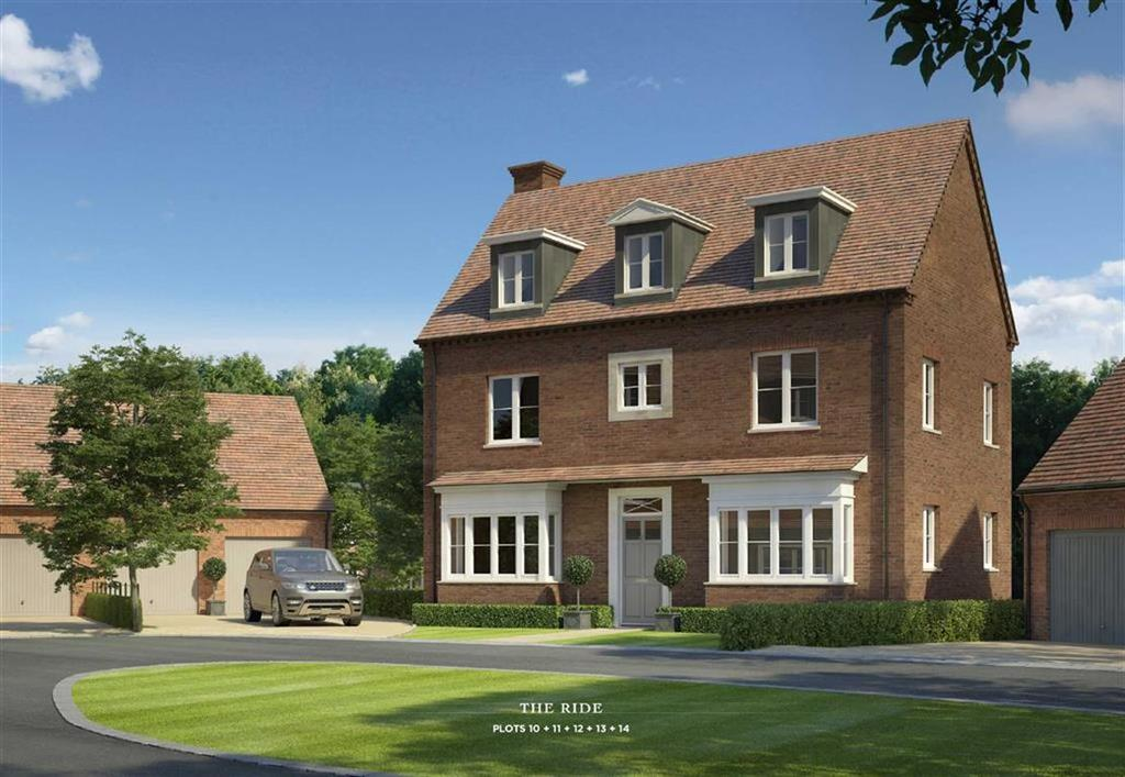 5 Bedrooms House for sale in Plots 1-14 The Ride, Alderley Park, Nether Alderley