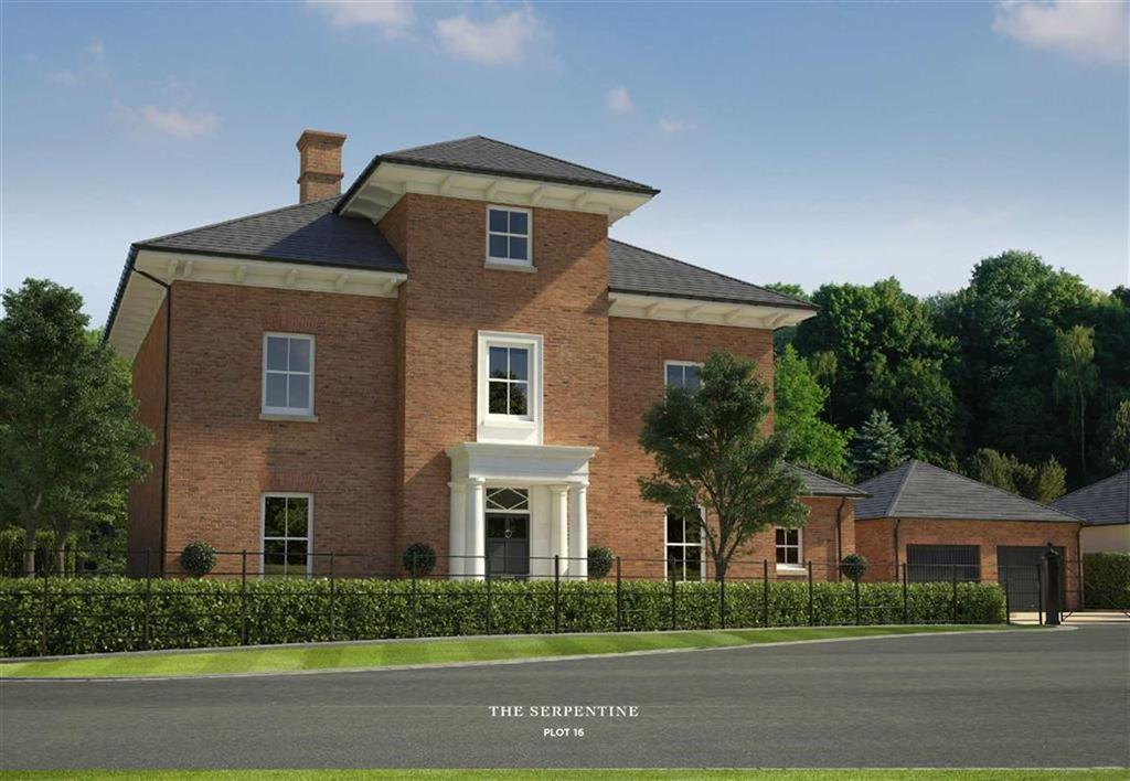 3 Bedrooms House for sale in Plots 14-24, 31-33 The Serpentine, Alderley Park, Nether Alderley