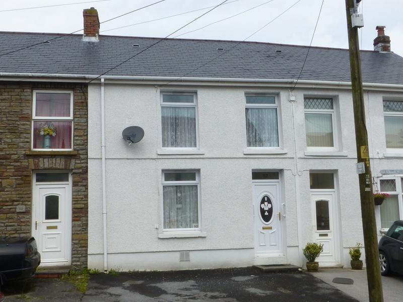 3 Bedrooms Terraced House for sale in Brynamman Road, Lower Brynamman, Ammanford, Carmarthenshire.