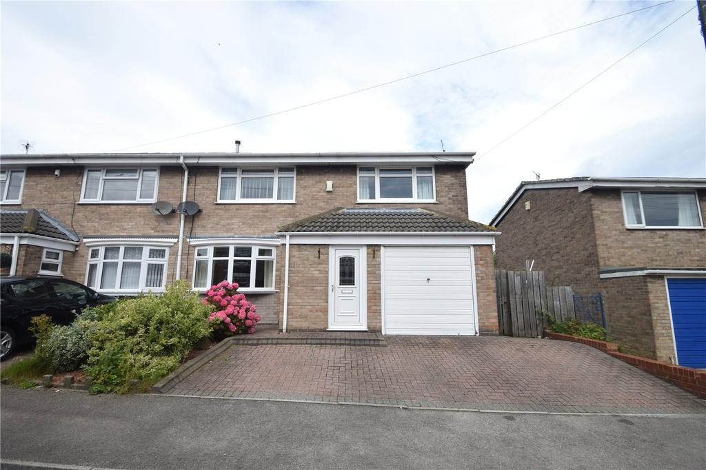 3 Bedrooms Semi Detached House for sale in Ambleside Avenue, Seaham, Co. Durham, SR7