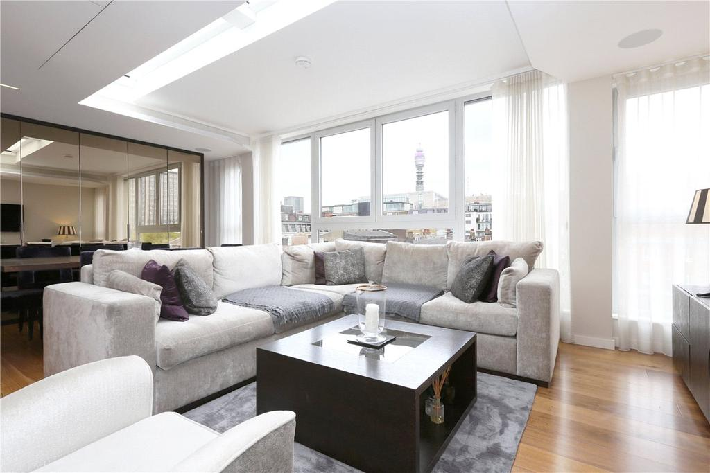 3 Bedrooms Apartment Flat for sale in Harmont House, 20 Harley Street, London, W1G