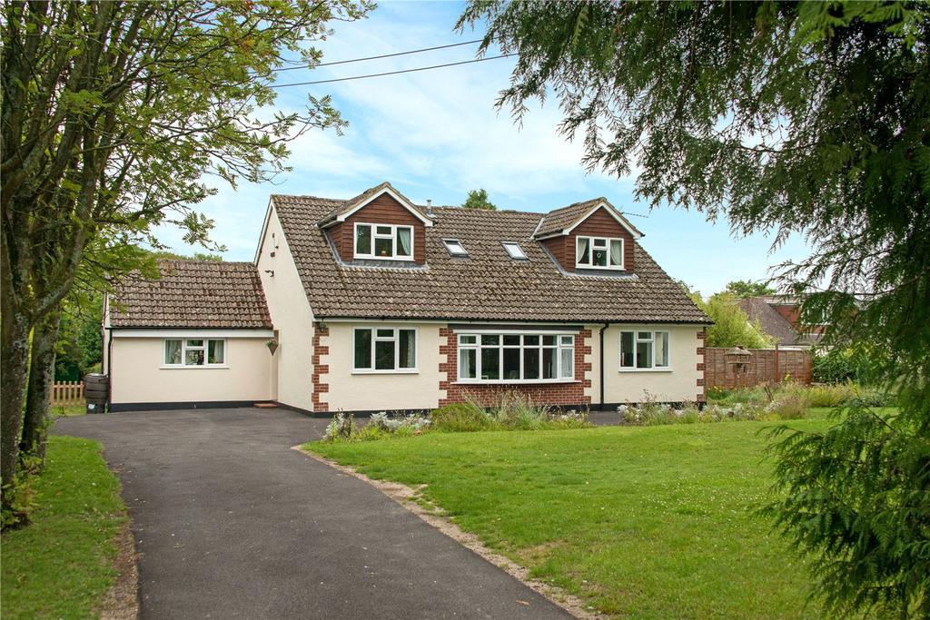 6 Bedrooms Detached Bungalow for sale in Tytherley Road, Winterslow, Salisbury