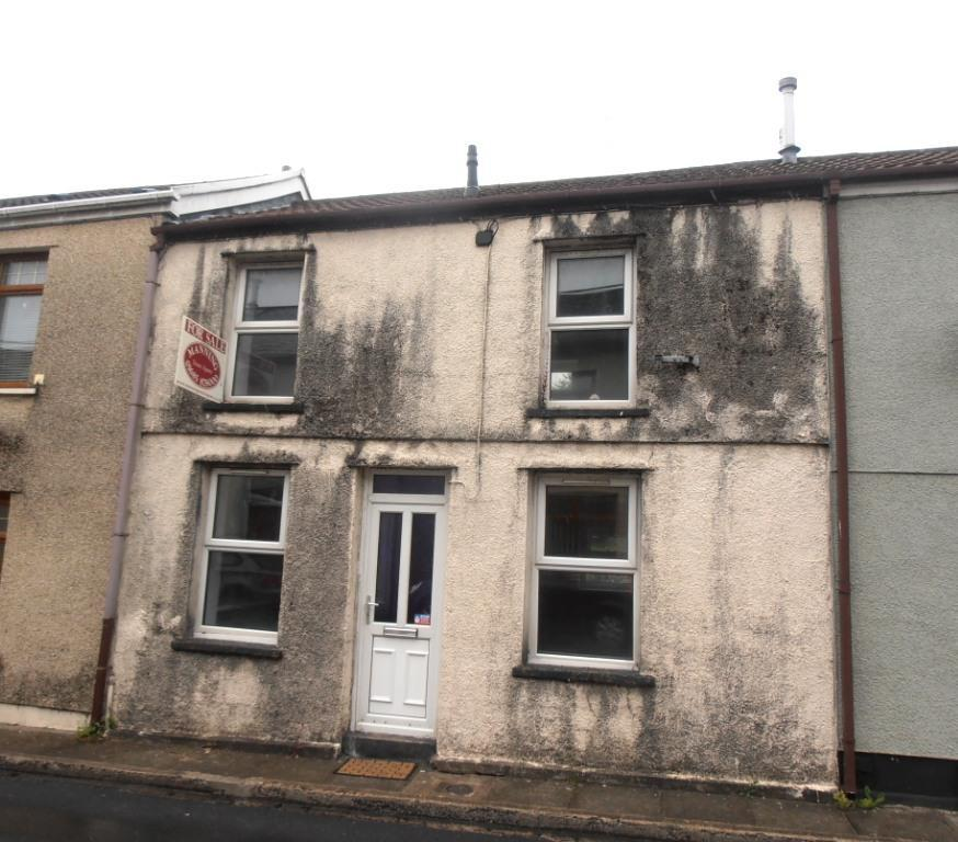 2 Bedrooms Terraced House for sale in Bwllfa Road, Cwmdare, Aberdare