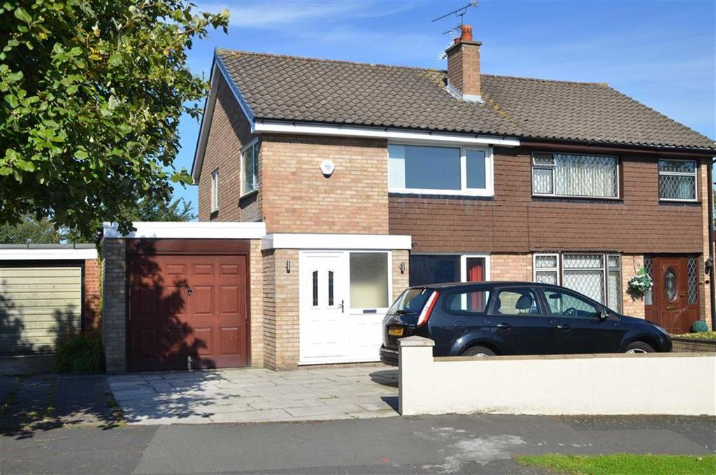 3 Bedrooms Semi Detached House for sale in Ripon Avenue, Little Sutton, CH66