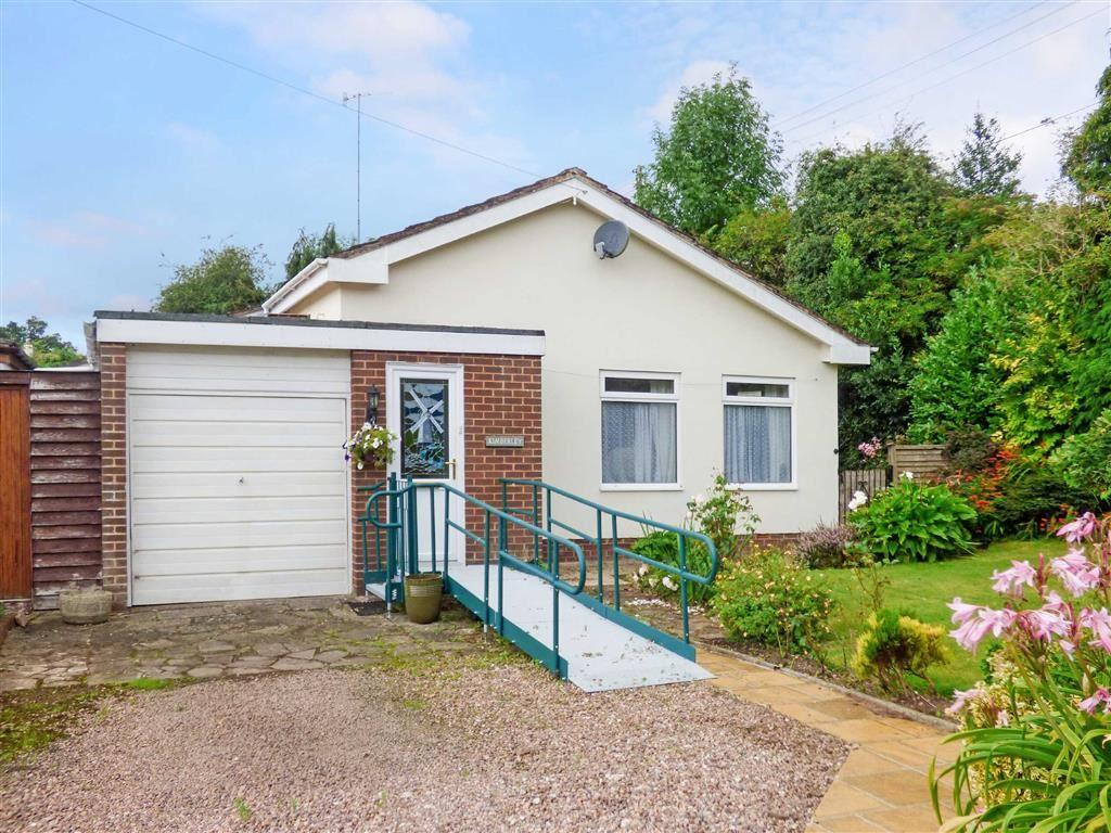 3 Bedrooms Bungalow for sale in Coldharbour, Uffculme, Cullompton, Devon, EX15