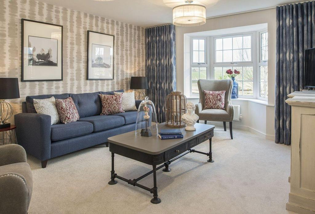 4 Bedrooms Detached House for sale in Stockton Road, Long Itchington