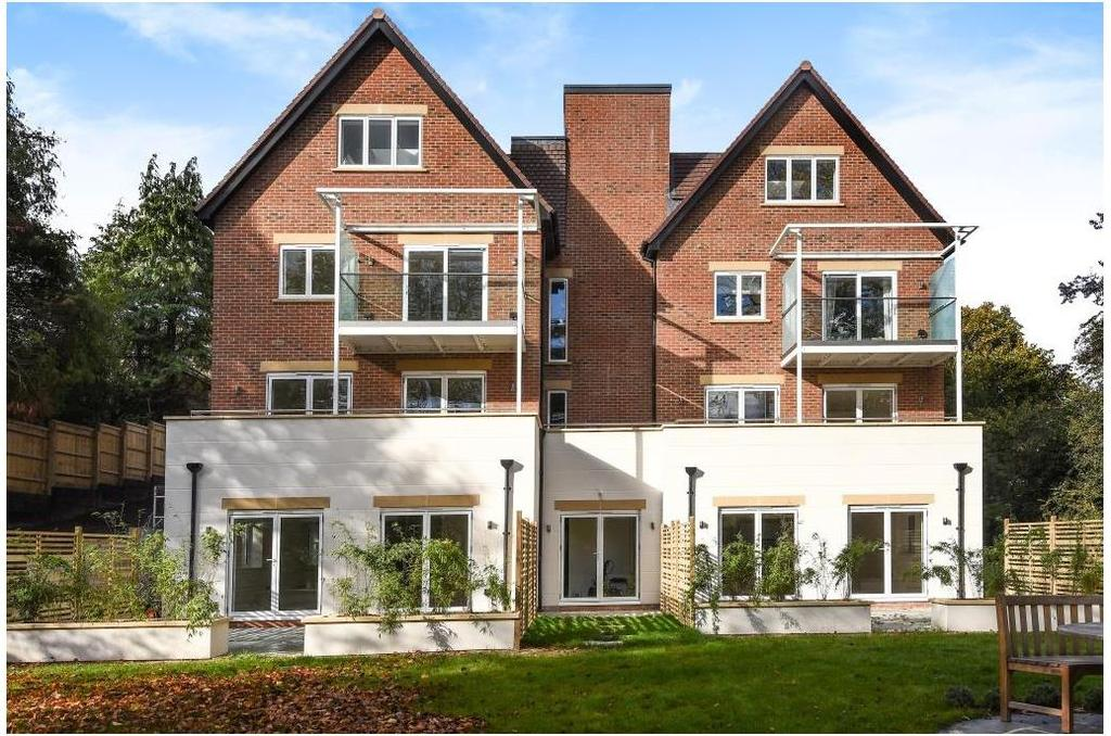2 Bedrooms Apartment Flat for sale in Yarnells Hill, West Oxford