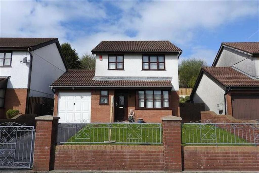 3 Bedrooms Detached House for sale in Parc Avenue, Morriston, Swansea