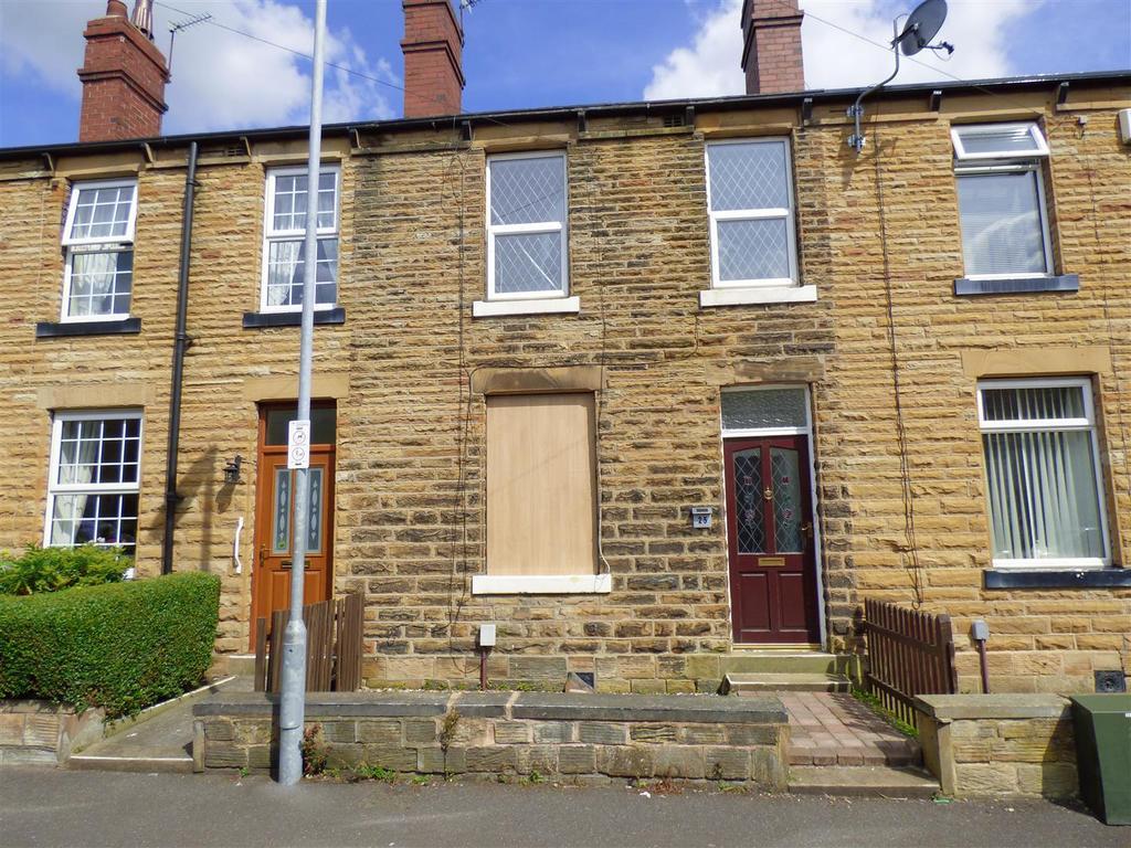 2 Bedrooms Terraced House for sale in Mortimer Avenue, Batley