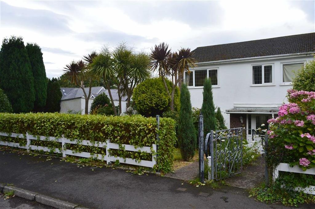 3 Bedrooms End Of Terrace House for sale in Druids Close, Norton, Mumbles Swansea