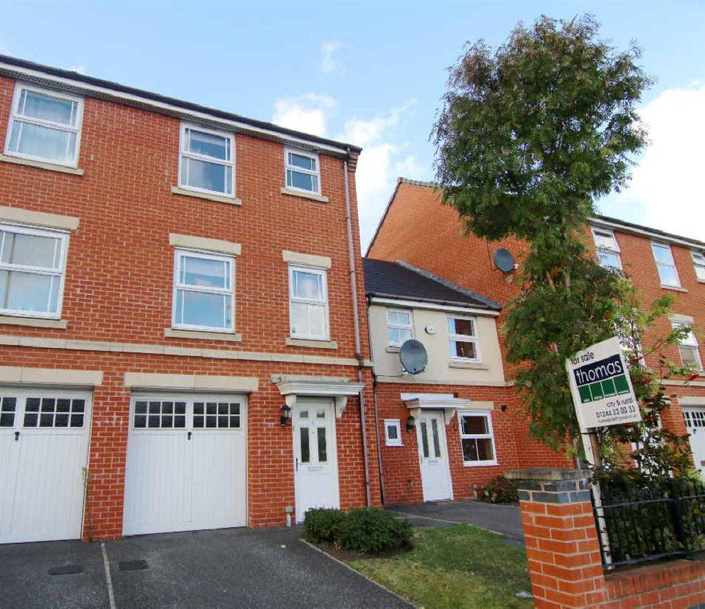 4 Bedrooms Semi Detached House for sale in Black Diamond Park, Chester City