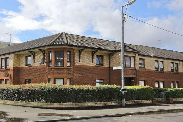 1 Bedroom Flat for sale in 0/1, 64 Muslin Street, Glasgow, G40 4AQ