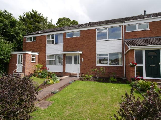 3 Bedrooms Terraced House for sale in Drakes Park, Wellington TA21