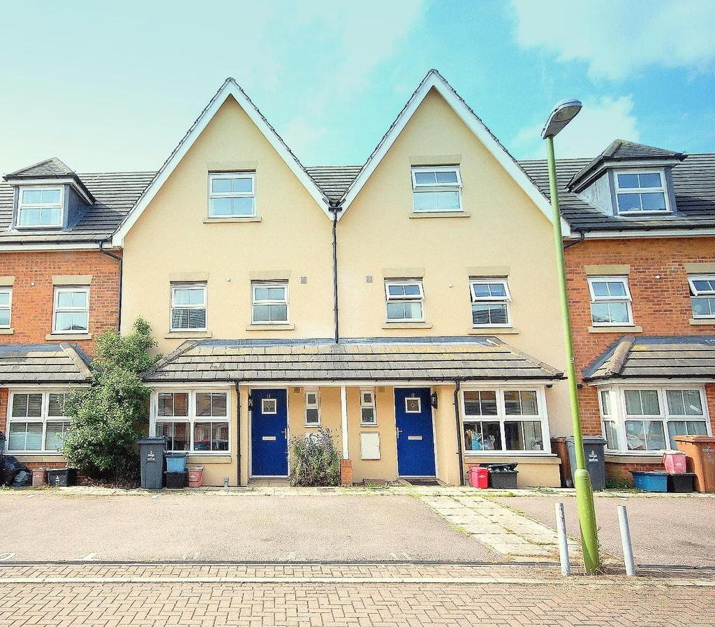 4 Bedrooms Town House for sale in Carisbrooke Close, Stevenage