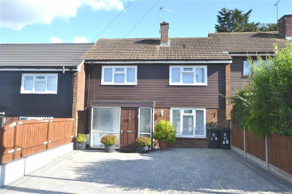 3 Bedrooms Terraced House for sale in Coronation Hill, Epping, Essex, CM16