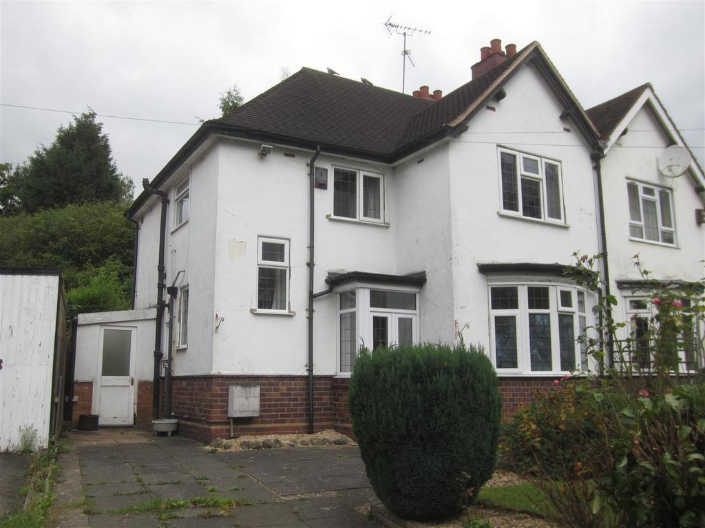 3 Bedrooms Semi Detached House for sale in Plymouth Road, Redditch
