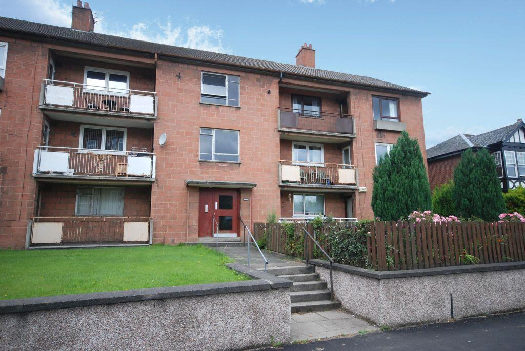 3 Bedrooms Flat for sale in 2/2, 112, Clarkston Road, Cathcart, Glasgow, G44 3DH