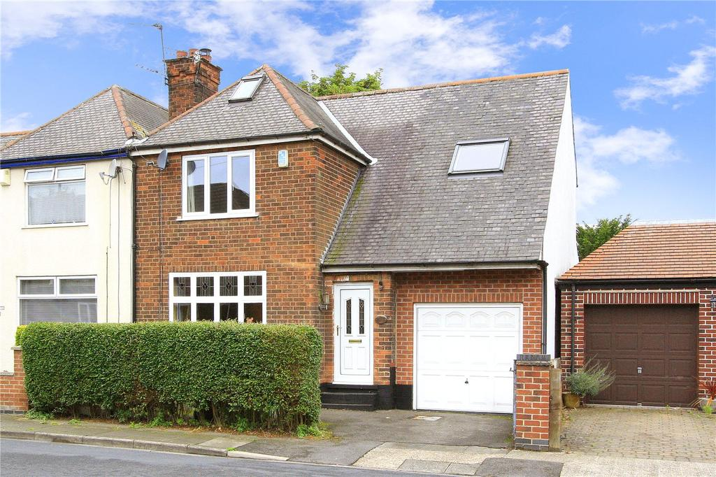 3 Bedrooms House for sale in Vernon Avenue, Wilford, Nottingham, Nottinghamshire, NG11