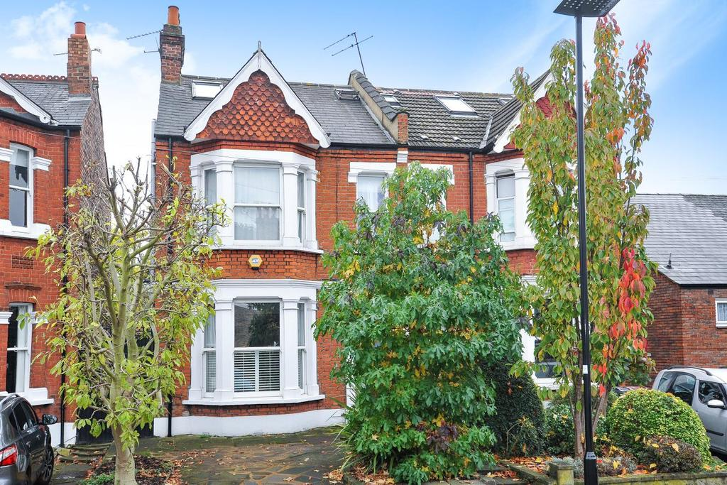 4 Bedrooms Semi Detached House for sale in Oxford Road South, Chiswick