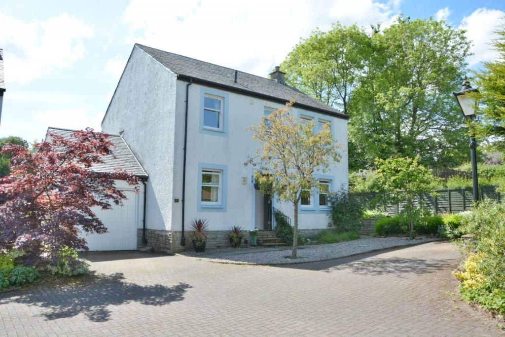 4 Bedrooms Detached House for sale in 1 Weavers Court, Shuttle Street, Kilbarchan, PA10 2PQ