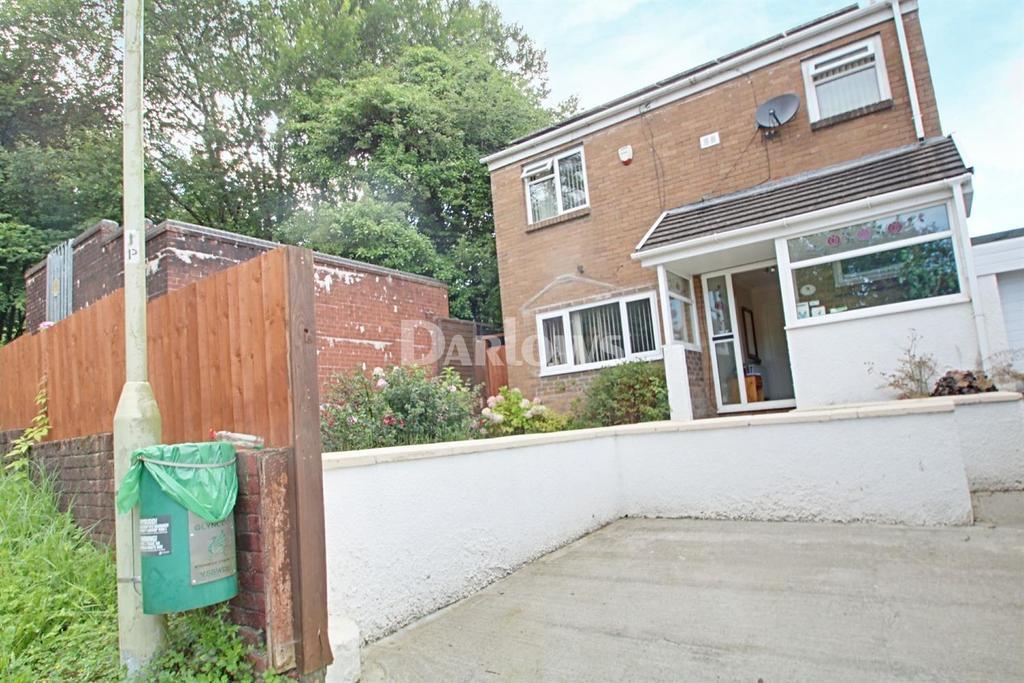 3 Bedrooms Detached House for sale in Cefn Lane, Pontypridd