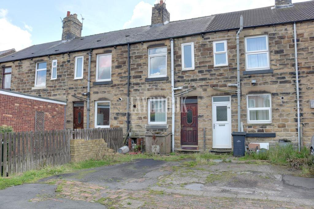 2 Bedrooms Terraced House for sale in Birdwell Common, Birdwell