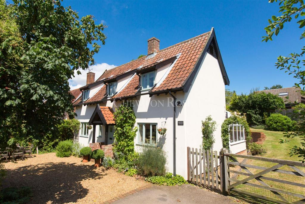 3 Bedrooms Detached House for sale in South of Norwich