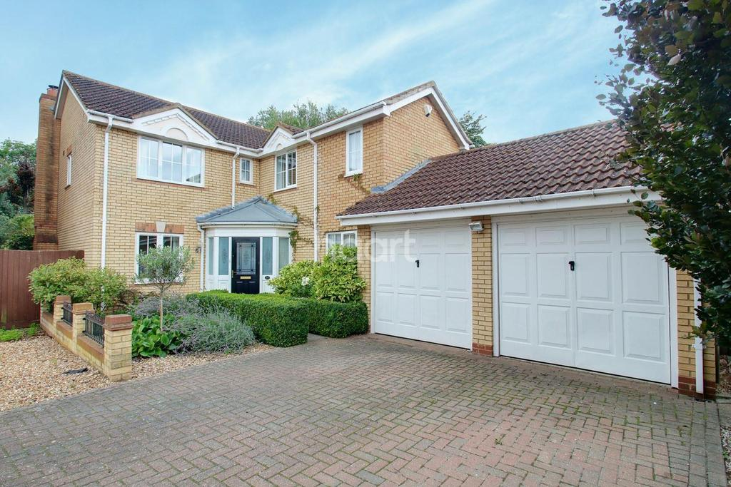 4 Bedrooms Detached House for sale in Whitegate Close, Swavesey