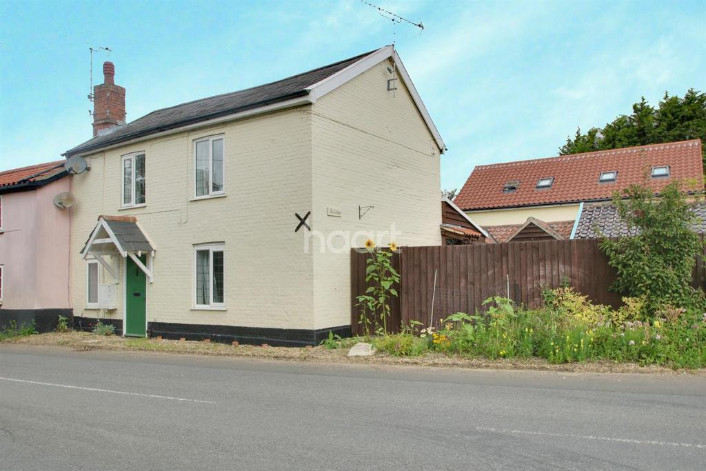 2 Bedrooms Cottage House for sale in Great Green, Thurston