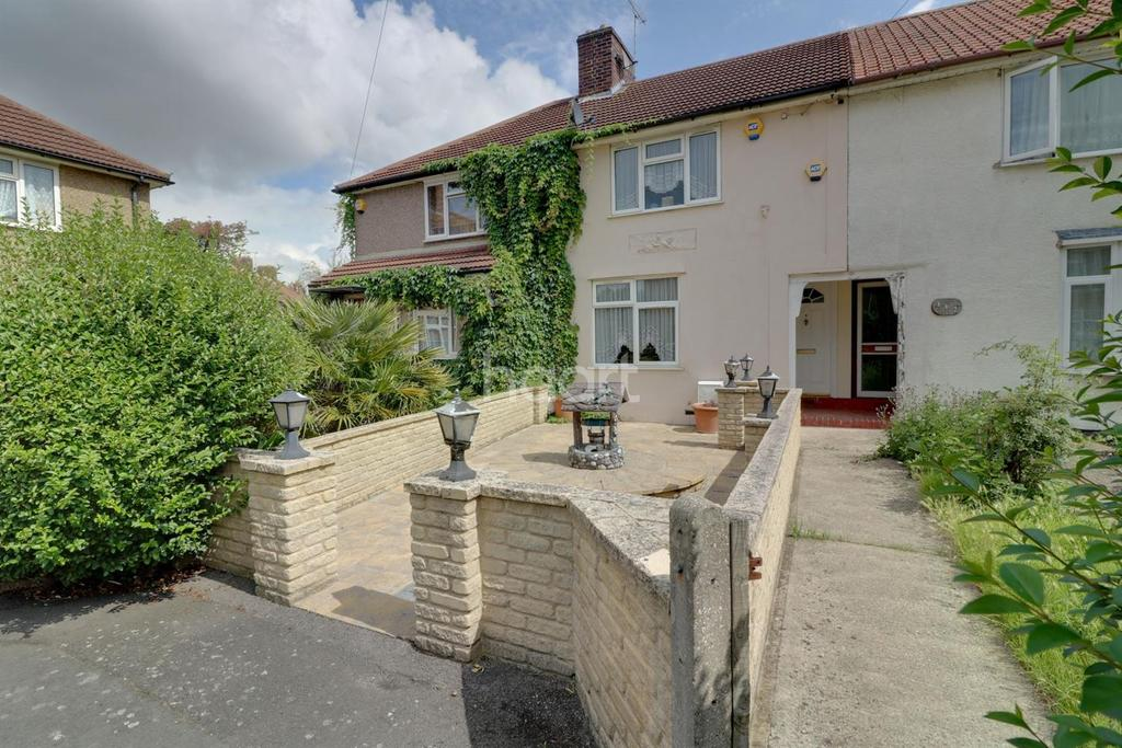 2 Bedrooms Terraced House for sale in Cornwallis Road