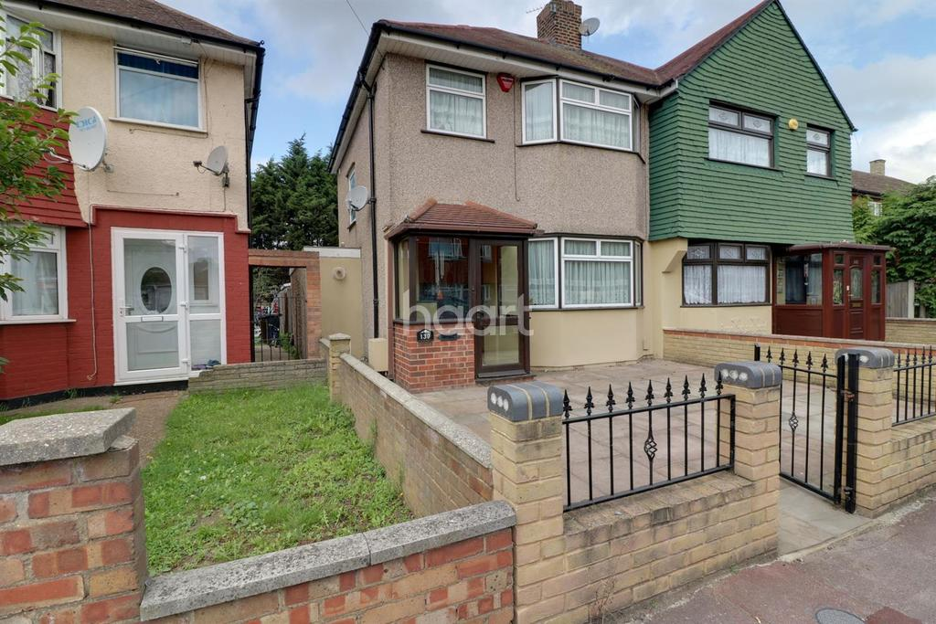 3 Bedrooms Semi Detached House for sale in Waites Estate