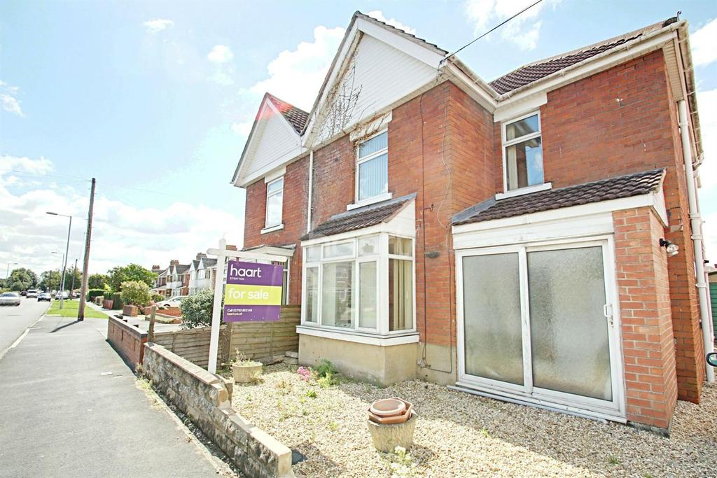3 Bedrooms Semi Detached House for sale in Ermin Street