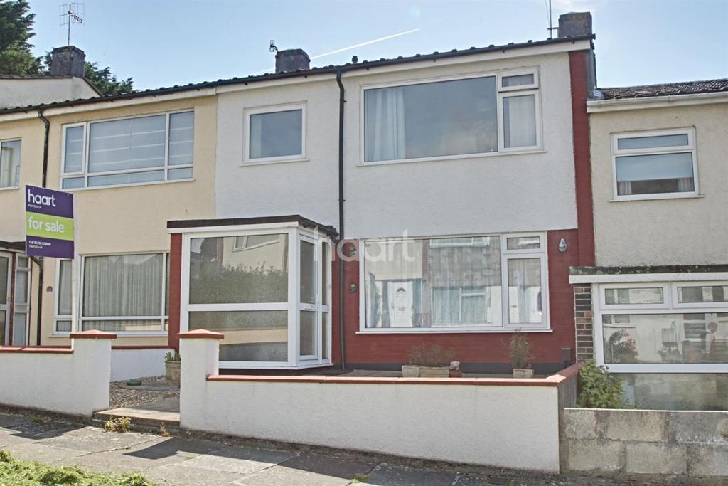 3 Bedrooms Terraced House for sale in Bowhays Walk, Eggbuckland