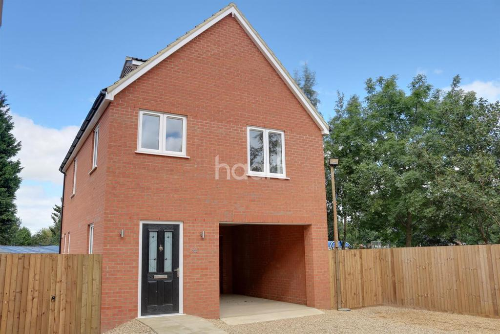 3 Bedrooms Detached House for sale in Bath Road, Wisbech