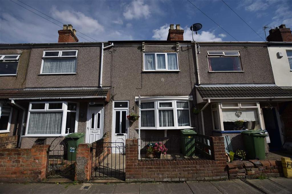 3 Bedrooms Terraced House for sale in Daubney Street, Cleethorpes, North East Lincolnshire